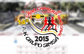 imagen10K SIMSA (2014-2015)