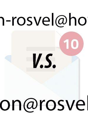 ¿Qué es una cuenta de correo personalizada?
